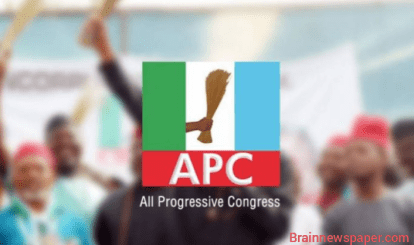 APC chairman in Plateau State has been sacked