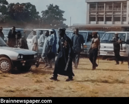 Bakassi boys returns to south east
