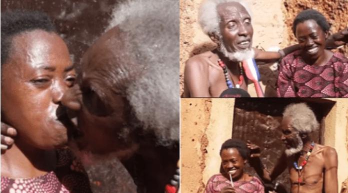 100 year old man finally meets his life partner