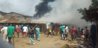 Tension in Benue