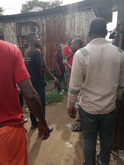 Residents Beat Man For Stealing Car Battery In Port Harcourt