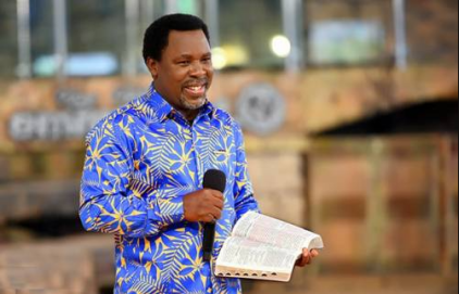 SCOAN Announces Pastor TB Joshua's Burial Date