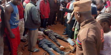 See Photo As Herdsmen Kill 12 In Plateau Community