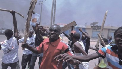 Thugs Invade, Chase Away Judge, Lawyers In Delta Court