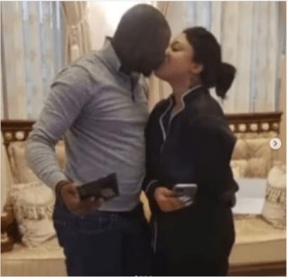 Tonto Dikeh Celebrates Her New Man On His Birthday