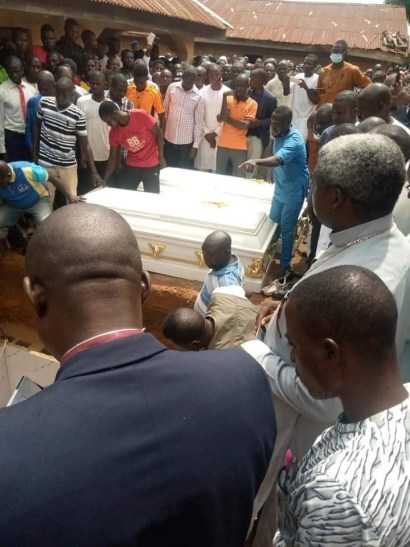 University Of Abuja Professor And His Wife Die In Motor Accident