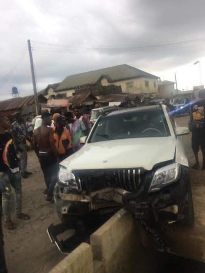 Upcoming Singer, Stankush Shot Dead Inside His Car In Delta State
