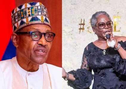 Withdraw Troops From Igboland, Onyeka Onwenu Tells President Buhari