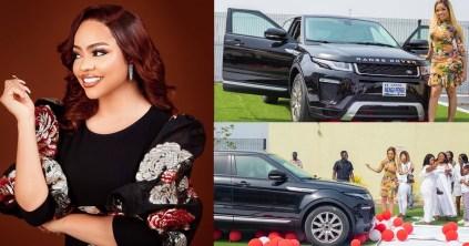 BBNaija Star, Nengi Acquires New Range Rover