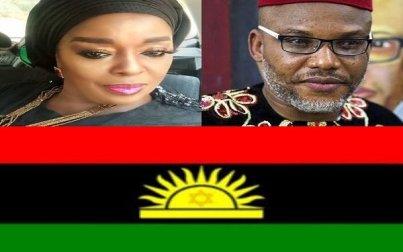 Biafra Will Lead The World Under Nnamdi Kanu - Actress, Rita Edochie