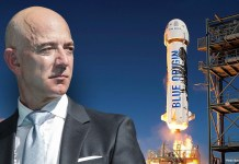 Blue Origin To Launch World Richest Man, Jeff Bezos And Other Passengers To Space