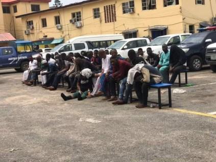 Court Grants Bail To 49 Yoruba Nation Agitators In Lagos State