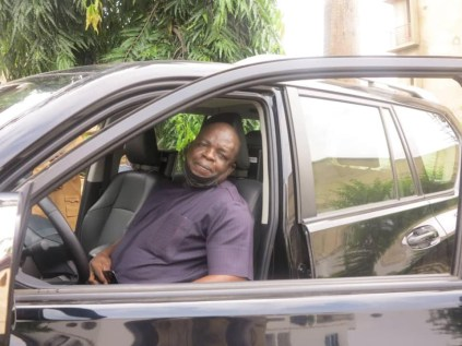 Gov Ayade Gifts Toyota Land Cruiser SUVs To Cross River Reps Members Who Defected To APC