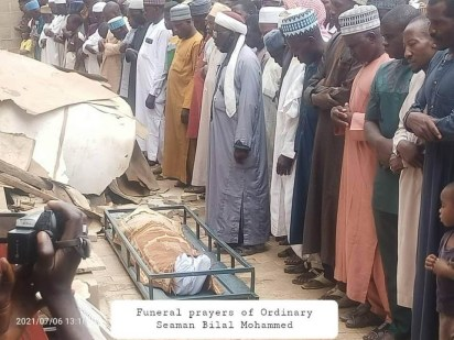 Gov El-Rufai Mourns Army And Navy Personnel Who Died While Defending Students