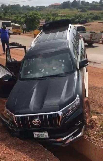 Gunmen kill SEDI DG, Prof. Samuel Ndubuisi and his orderly in Enugu