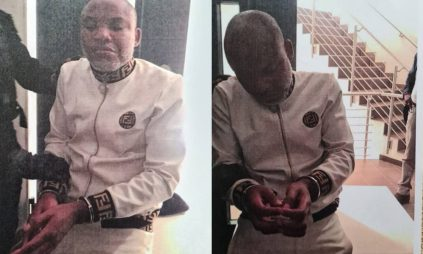 How Lady Lured IPOB Leader, Nnamdi Kanu From London To A South American Country