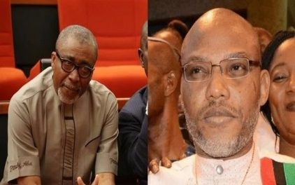 I Will Stand Surety For Kanu Again - Abaribe