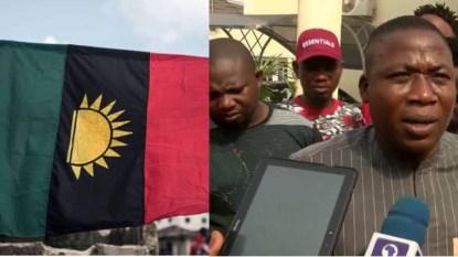 IPOB Condemns Raid On Igboho's House