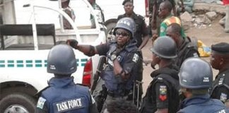 Police Raid ESN IPOB Camps In Imo State