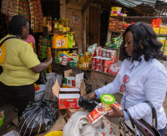 Nigerians borrow to feed as food prices soar amid stagnated income
