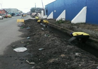 Relief Coming For Lagos Residents As State Steps Up Cleaning Of Canals Over Flooding