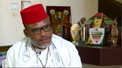 See What Nnamdi Kanu Told Court On Tuesday