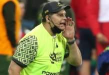 South Africa v British & Irish Lions: Rassie Erasmus complains about refereeing in video monologue