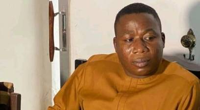 Sunday Igboho Surrendered Himself To Govt, They Couldn't Arrest Him – Lawyer