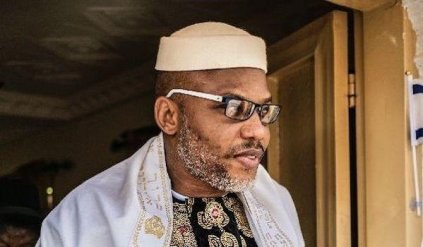We Are Going After IPOB Leader Kanu's Backers - Federal Govt