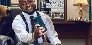 Davido To Feature In New Hollywood Movie