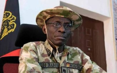 Ex-Military Officers To Be Engaged To Boost Security - CDS