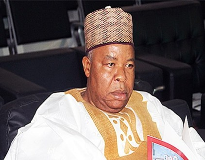 Former Deputy Senate President, Ibrahim Mantu Is Dead