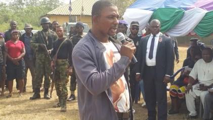 Gov Ayade's Former Security Aide 'General Iron' Killed In Gun Battle