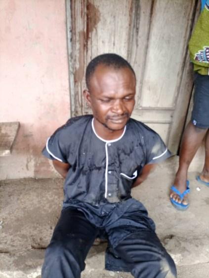 Man Rapes, Impregnates His Teenage Daughter In Delta
