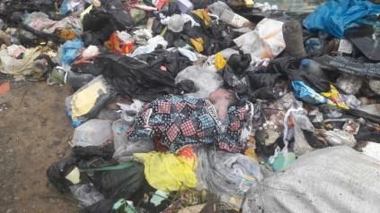 Newborn Baby Abandoned At Dump Site In Bayelsa