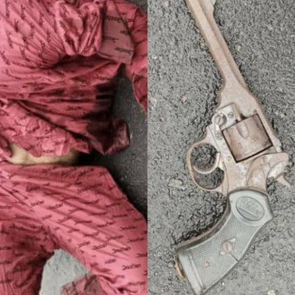 Notorious Armed Robber Shot Dead In Imo, Pistol Recovered