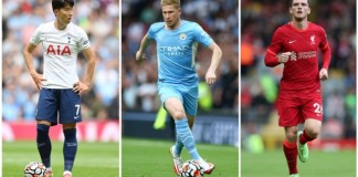 Latest News On De Bruyne, Son, Robertson And More Updates In EPL Gameweek 3