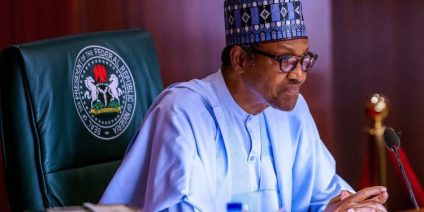 President Buhari Goes Into Isolation Over COVID-19 Exposure In UK