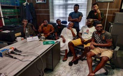 SSS Releases Eight Igboho's Associates