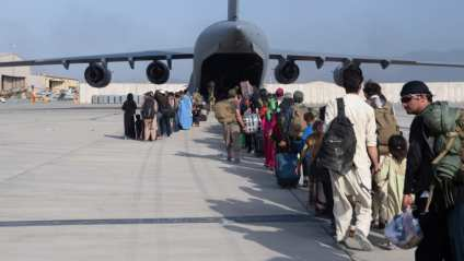 Several US Marines Killed In Kabul Airport Blast - US Official