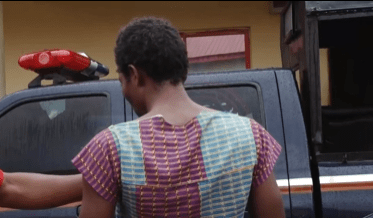 Watch Video As Nigerian Man Confess To Defiling Little Girl