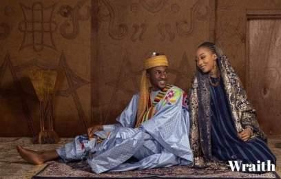 Watch Video Of Yusuf Buhari And Zahra Wedding Reception Venue
