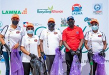 300,000 Plastic Bottles Mopped Up In Lagos, Ibadan, Osun