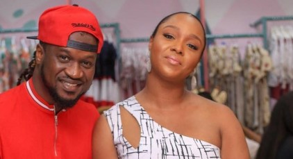 Anita Okoye Shares Video Of Her Children Reuniting With Their Father, Paul Okoye After School In United States