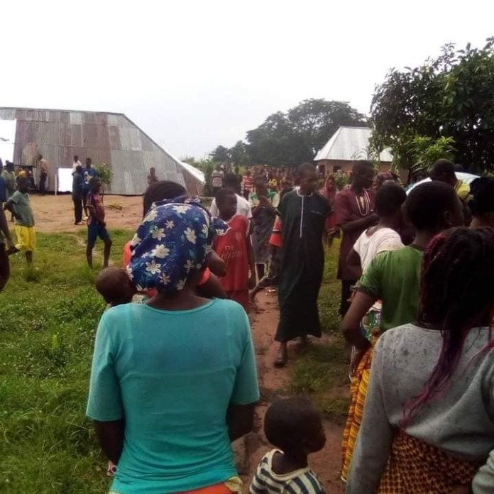 Church Building Collapses During Service, Kills 2 In Taraba