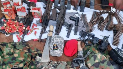 ESN Commander Killed, IPOB Camp Raided In Imo