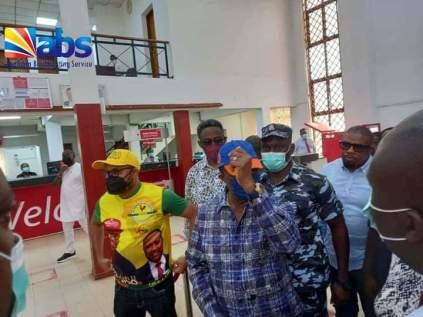 Gov Obiano Monitors Economic Activities In Awka, Environs