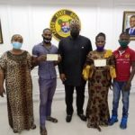 Gov Sanwo-Olu Compensates Families Of Two Dead RRS Officers With N20m