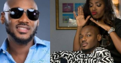 Reactions as Tuface cries uncontrollably to Baby mama