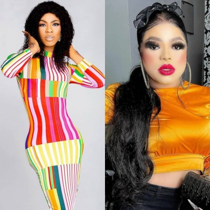 Let your birthday resolution be good character and etiquette - James Brown tells Bobrisky